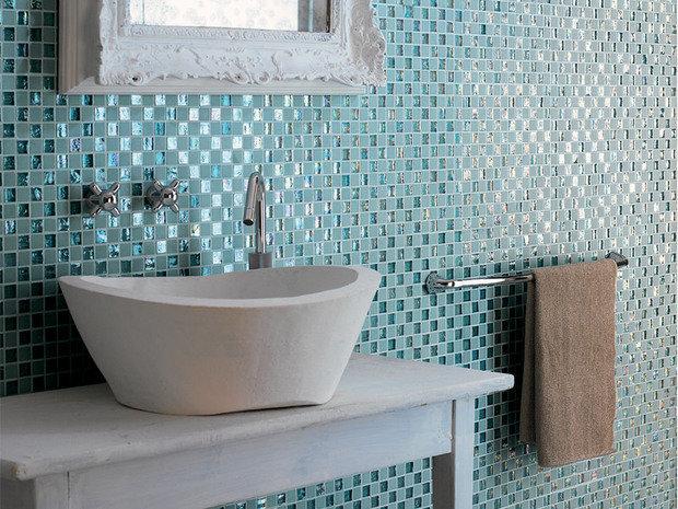 Фотография: Ванная в стиле Восточный, Интерьер комнат – фото на InMyRoom.ru