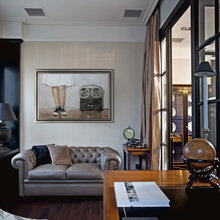 Фотография: Офис в стиле , Дом, Дома и квартиры – фото на InMyRoom.ru
