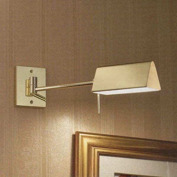 Настенный светильник Zonca из металла