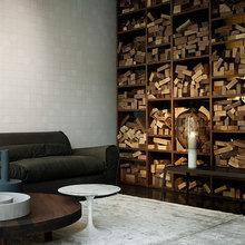 Фотография: Гостиная в стиле , Стиль жизни, Советы, Международная Школа Дизайна – фото на InMyRoom.ru