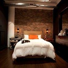 Фотография: Спальня в стиле Лофт,  – фото на InMyRoom.ru