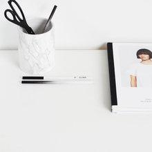 Фото из портфолио Black & White & Wood  – фотографии дизайна интерьеров на InMyRoom.ru