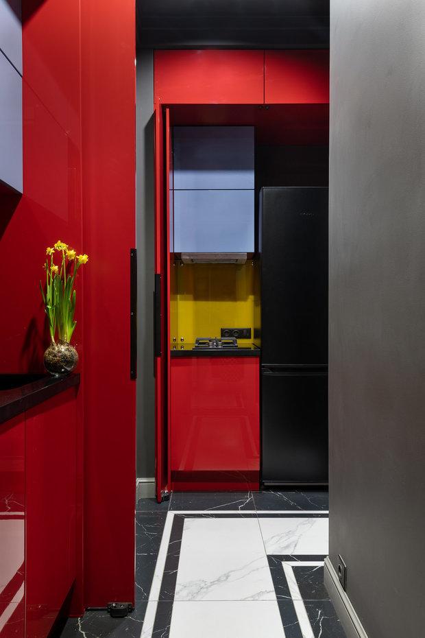 Фотография: Кухня и столовая в стиле Минимализм, Декор интерьера, Приемы декораторов, тренды 2020 – фото на INMYROOM