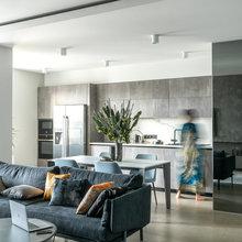 """Фото из портфолио Проект  """" Апартаменты ЖК Чехов"""" – фотографии дизайна интерьеров на INMYROOM"""