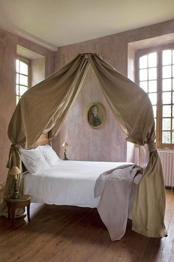 Фотография: Спальня в стиле Прованс и Кантри, Эклектика, Декор интерьера, DIY, Дом – фото на InMyRoom.ru
