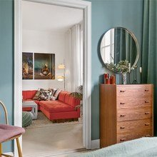 Фото из портфолио Яркие цветовые пятна в интерьере – фотографии дизайна интерьеров на INMYROOM