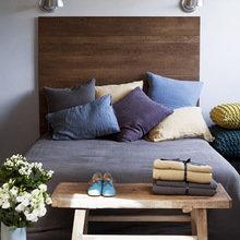 Фотография: Спальня в стиле Минимализм, Эко, Дизайн интерьера, Ремонт, Надя Зотова – фото на InMyRoom.ru