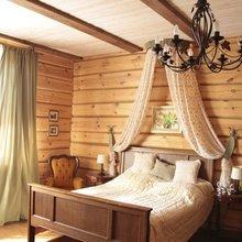 Фотография: Спальня в стиле Эклектика, Дом, Дома и квартиры, Дача – фото на InMyRoom.ru
