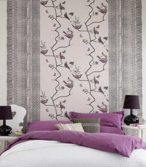 Фотография: Спальня в стиле Восточный, Эклектика, Гостиная, Интерьер комнат, Картины, Зеркало – фото на InMyRoom.ru