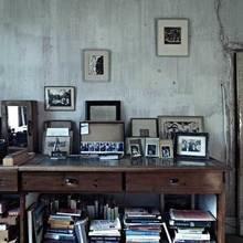 Фотография: Кабинет в стиле Лофт, Декор интерьера, Декор дома, Стены – фото на InMyRoom.ru
