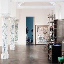 Фото из портфолио Дом в Лондоне – фотографии дизайна интерьеров на InMyRoom.ru