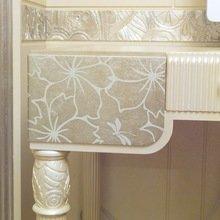 Фотография: Декор в стиле Современный, Декор интерьера, Мебель и свет, Мозаика, Декоративная штукатурка, Альтокка – фото на InMyRoom.ru