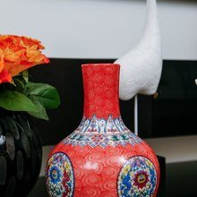 Фотография: Декор в стиле Кантри, Современный, Эклектика, Гостиная, Декор интерьера, Интерьер комнат, Проект недели – фото на InMyRoom.ru