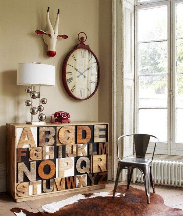 Фотография: Декор в стиле Эклектика, Декор интерьера, Дом, Декор дома – фото на InMyRoom.ru
