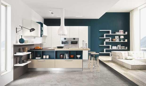 Фотография: Кухня и столовая в стиле Современный, Ванная, Советы – фото на InMyRoom.ru