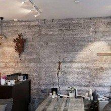 Фотография: Кухня и столовая в стиле Современный, Декор интерьера, Декор дома, Обои – фото на InMyRoom.ru
