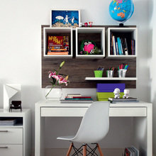 Фотография: Кабинет в стиле Современный, Декор интерьера, Квартира, Декор дома – фото на InMyRoom.ru