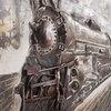 Инсталляция Winter train