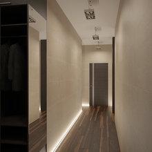 Фото из портфолио Мужской минимализм – фотографии дизайна интерьеров на INMYROOM