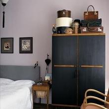 Фотография: Спальня в стиле Кантри, Декор интерьера, Мебель и свет, Шкаф – фото на InMyRoom.ru