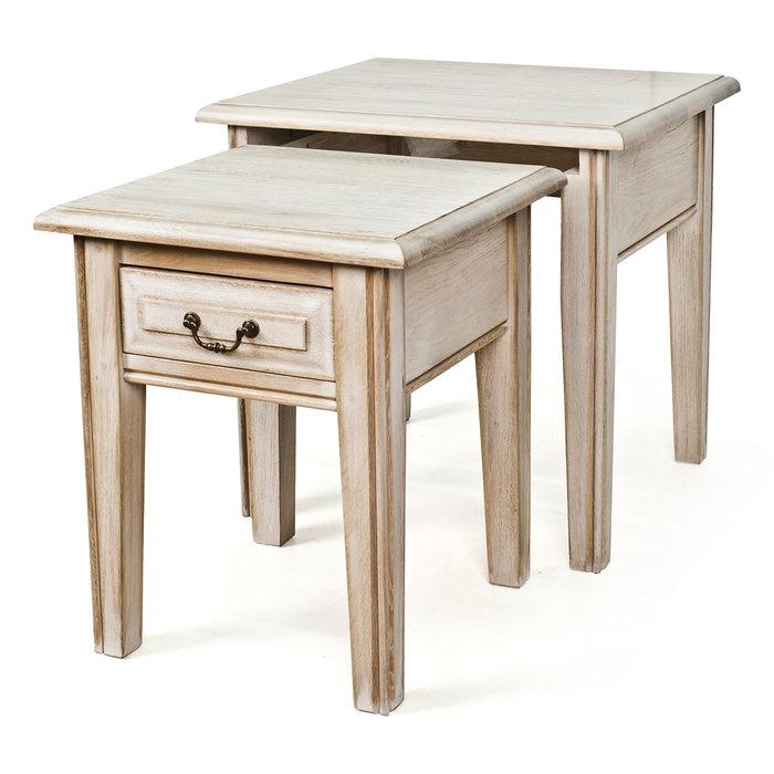 Столик двойной Ivory