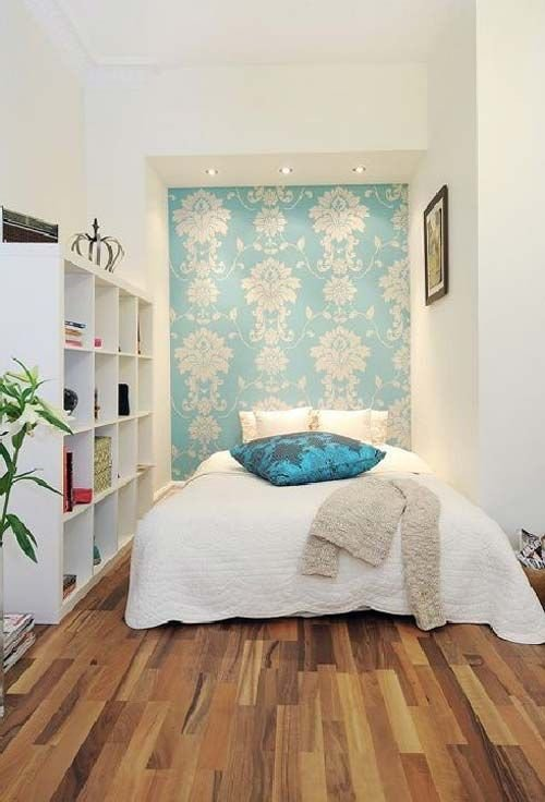 Фотография: Спальня в стиле Скандинавский, Малогабаритная квартира, Квартира, Советы – фото на InMyRoom.ru
