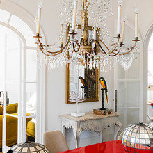 Фотография: Декор в стиле Кантри, Эклектика, Дом, Дома и квартиры, Барселона – фото на InMyRoom.ru