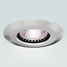 Встраиваемый светильник Future Plast из металла цвета хром