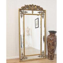 Напольное зеркало Paolo Gold