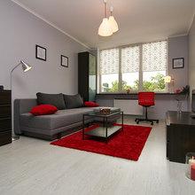 Фото из портфолио 1-но комнатная квартира (41.40 m²) – фотографии дизайна интерьеров на INMYROOM