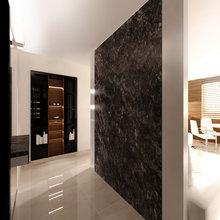 Фото из портфолио Апартаменты для пары – фотографии дизайна интерьеров на INMYROOM