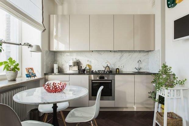 Помогите с цветом кухни