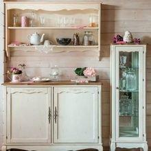 Фотография: Мебель и свет в стиле Кантри, Кухня и столовая, Декор интерьера, Квартира, Дом, Декор – фото на InMyRoom.ru