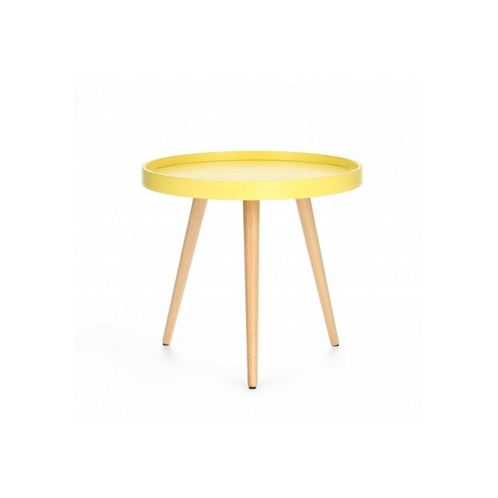 "Кофейный стол ""Kilo"" с бортиками"