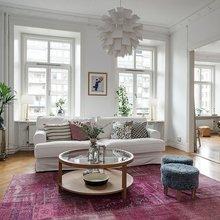 Фото из портфолио Linnégatan 31 Линнестаден – фотографии дизайна интерьеров на INMYROOM