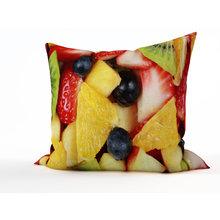 Декоративная подушка: Фруктовая нарезка