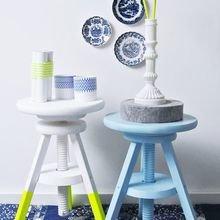 Фотография: Мебель и свет в стиле Кантри, Скандинавский, Декор интерьера, Дизайн интерьера, Цвет в интерьере, Желтый – фото на InMyRoom.ru