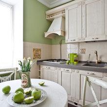 Фотография: Ванная в стиле Кантри, Квартира, Дома и квартиры – фото на InMyRoom.ru