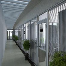 Фото из портфолио Офис лизинговой компании – фотографии дизайна интерьеров на INMYROOM