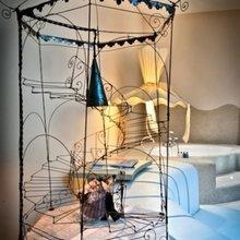 Фотография: Ванная в стиле Кантри, Эклектика, Дома и квартиры, Городские места, Отель, Модерн, Милан, Замок – фото на InMyRoom.ru
