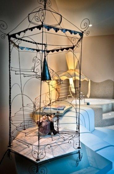 Фотография: Ванная в стиле Прованс и Кантри, Эклектика, Дома и квартиры, Городские места, Отель, Модерн, Милан, Замок – фото на InMyRoom.ru