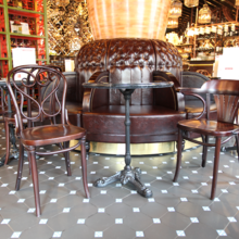 Фото из портфолио ресторан Длинный Хвост – фотографии дизайна интерьеров на INMYROOM