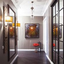 Фотография: Прихожая в стиле Восточный, Эклектика, Квартира, Дома и квартиры, Надя Зотова – фото на InMyRoom.ru