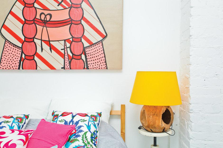 Фотография: Спальня, Декор в стиле Лофт, Квартира, Дома и квартиры, IKEA – фото на InMyRoom.ru