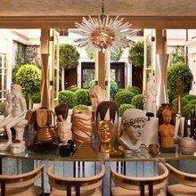 Фотография: Кухня и столовая в стиле Кантри, Классический, Современный, Эклектика – фото на InMyRoom.ru