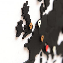 Фото из портфолио Декоративные карты мира от 2490 рублей – фотографии дизайна интерьеров на INMYROOM