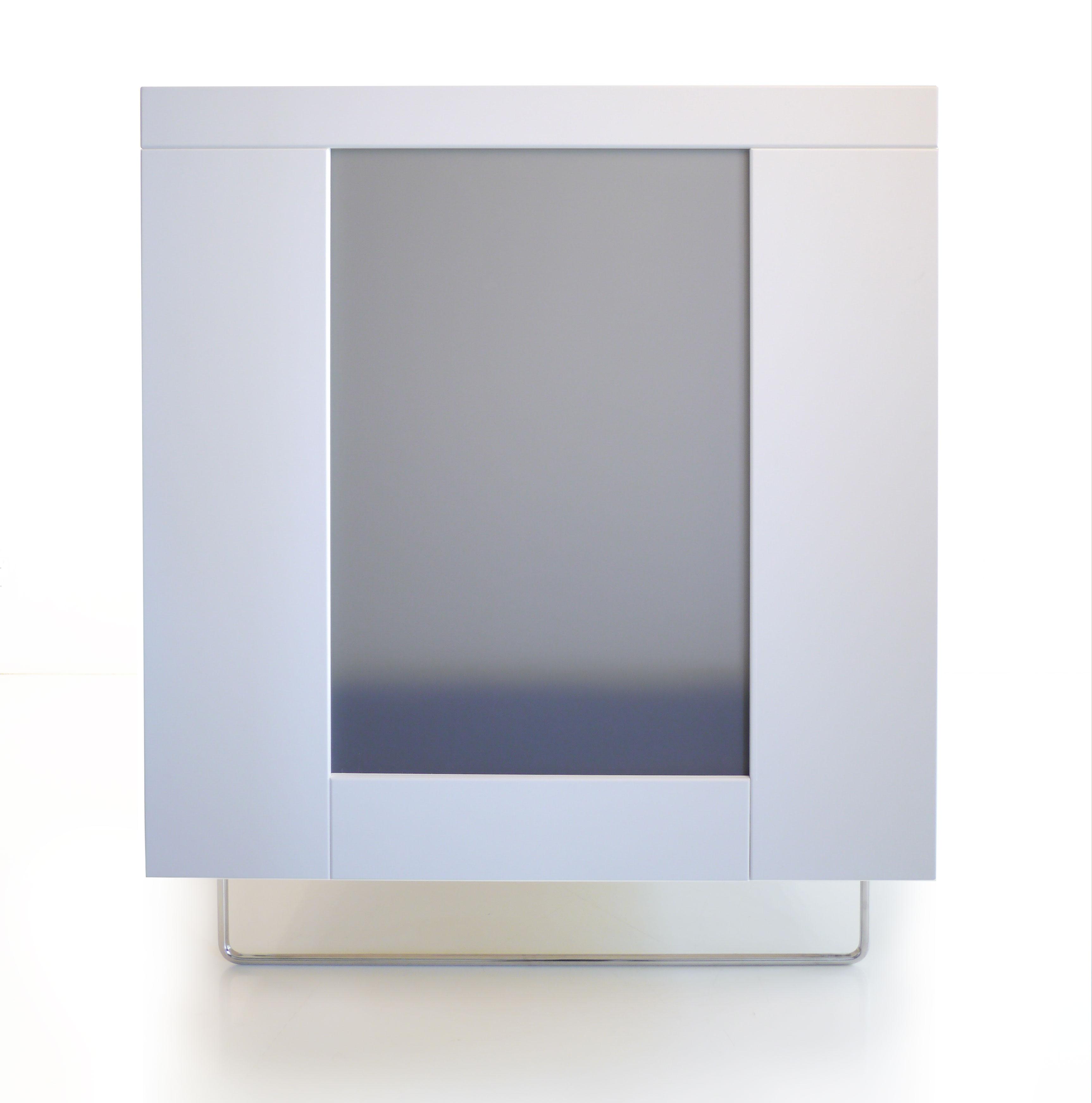 Кроватка Alto Graphite Translucent Acrylic Spot on Square