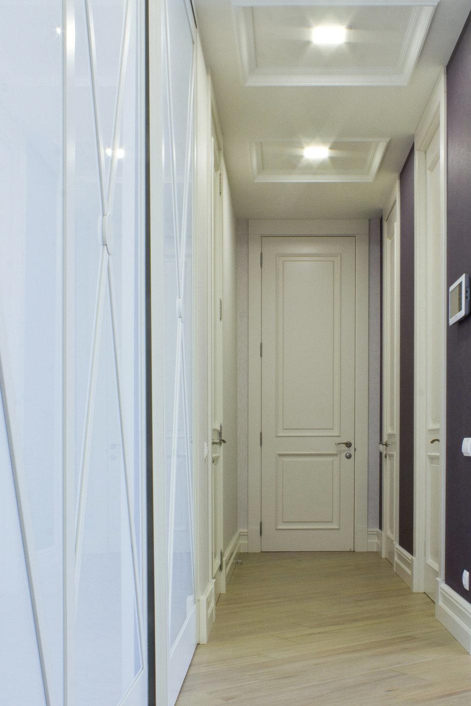 Фотография: Прихожая в стиле Классический, Квартира, Дома и квартиры, Ар-деко – фото на InMyRoom.ru