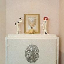 Фотография: Декор в стиле Современный, Эклектика, Декор интерьера, Мебель и свет, Мозаика, Декоративная штукатурка, Альтокка – фото на InMyRoom.ru