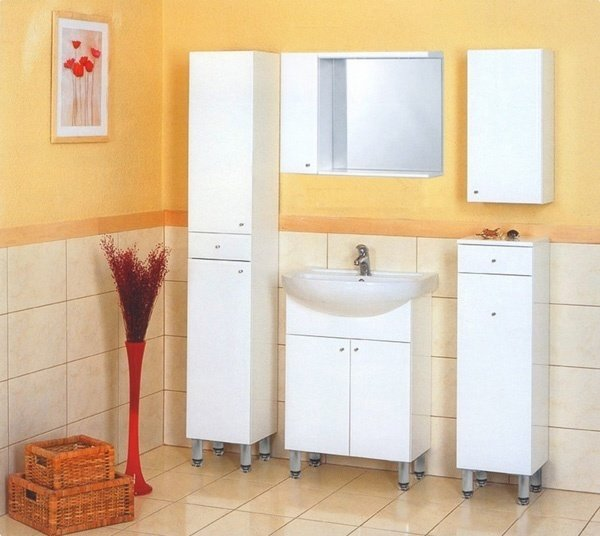 Фотография: Ванная в стиле Современный, Стиль жизни, Советы, Системы хранения – фото на InMyRoom.ru